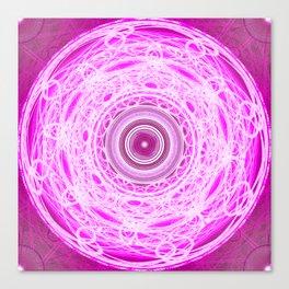 Void Mandala Canvas Print