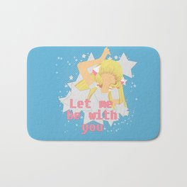 Let Me Be With You Bath Mat