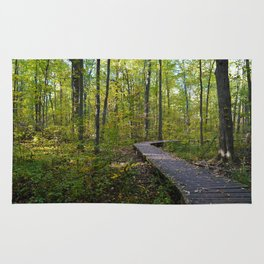 Maidstone conservation area in southern Ontario Rug