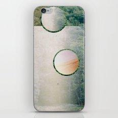 E/Eb iPhone & iPod Skin