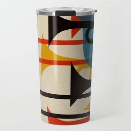 The Spirit of Jazz Travel Mug