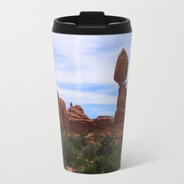 Balanced Rock Travel Mug