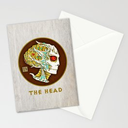 The head Stationery Cards