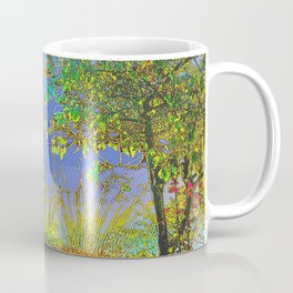 suny green Coffee Mug