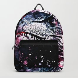 tyrannosaurus rex ws2s Backpack