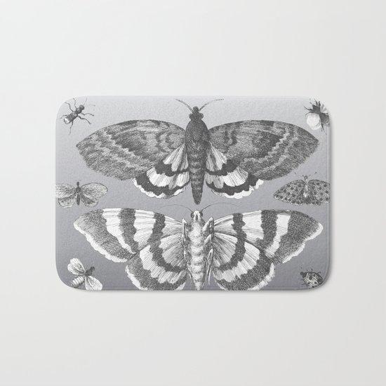A Lepidopterist delight Bath Mat