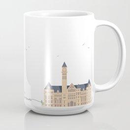 Old City Hall | Icon-O-Tecture Coffee Mug
