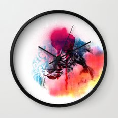 LINCE Wall Clock