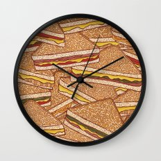 Jaffles Wall Clock