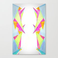 Triangles #4 Canvas Print