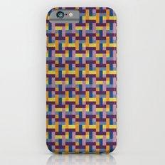 Woven Pixels V iPhone 6s Slim Case