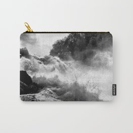 Rhine Falls Schaffhausen BW Carry-All Pouch