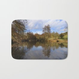 Lumsdale pool Bath Mat