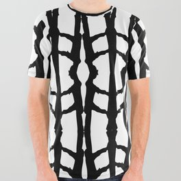 LETTERNS - H - Mistral All Over Graphic Tee