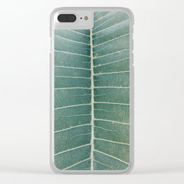Natural Background 08 Clear iPhone Case
