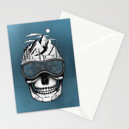 Skullorado v2 Stationery Cards