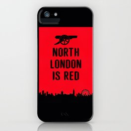 North London iPhone Case