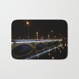 Queens Bridge Belfast Bath Mat