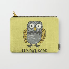 It's OWL Good Carry-All Pouch