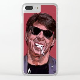 Risky Business Clear iPhone Case