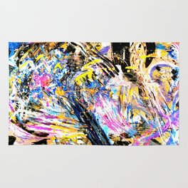 Byegone // Volcano Choir Rug