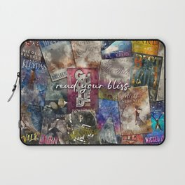 Read Your Bliss Laptop Sleeve