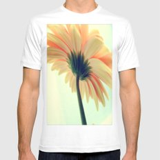 Flower in the spring MEDIUM Mens Fitted Tee White