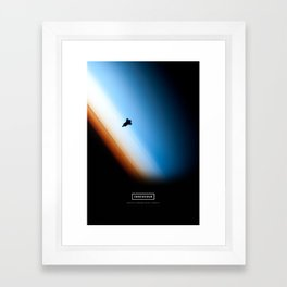 Endeavour Framed Art Print