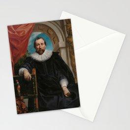 Renaissance Art | Portrait of Rogier le Witer Stationery Cards