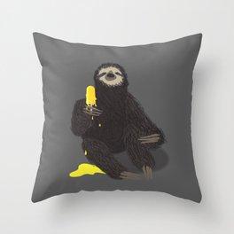 Slowmo Throw Pillow