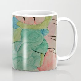 Shaped Ribbons Coffee Mug