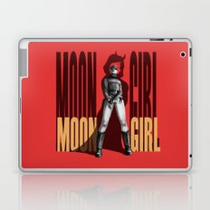 Moon Girl Epic Laptop & iPad Skin