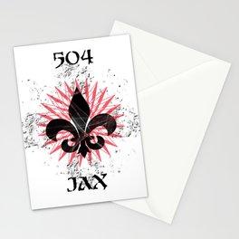 504 JAX - NOLA Burst Stationery Cards