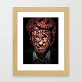 Take it On SVA - Stefan Framed Art Print