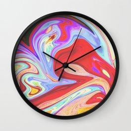 REBOOT Wall Clock