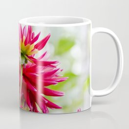 Karma Thalia Dahlias Coffee Mug