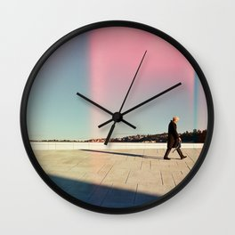 leak Wall Clock