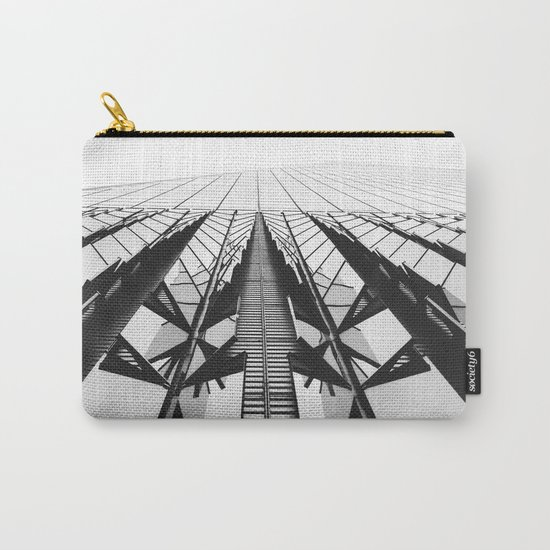 To the Limit - World Trade Center - NYC Carry-All Pouch