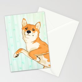 I am not a fox! Stationery Cards