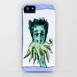 Jonas iPhone Case