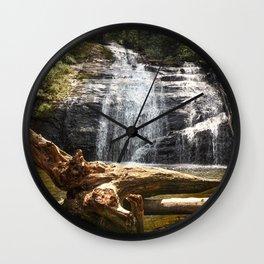 North Georgia Summers Wall Clock
