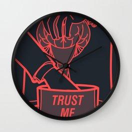 PRIM8: Trust Me Wall Clock