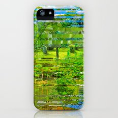 Landscape of My Heart (4 as 1) Slim Case iPhone (5, 5s)