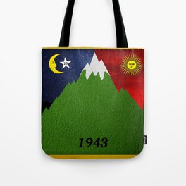 Bicycle Day 1943 Tote Bag