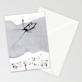 frost action Stationery Cards