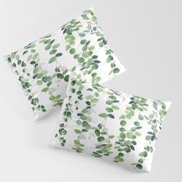 Eucalyptus Garland  Pillow Sham