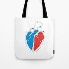 We Love Infographics Tote Bag