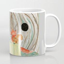 Raccoon, squirrel and fox Coffee Mug