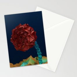 Desert Rose Stationery Cards