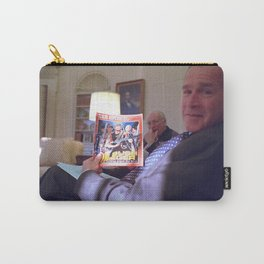 Bush the Warrior Carry-All Pouch